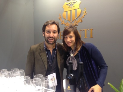 #AmericanWineWriter at VinItaly
